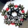 Wreath Pendant