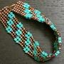 Herringbone Kimono Bracelet