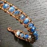 Wire Woven Cuff