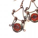 Pagoda Earrings-800