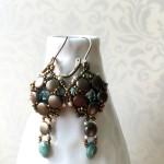 Dorena Ringlet Earrings