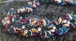Paige's Peacock Bracelet